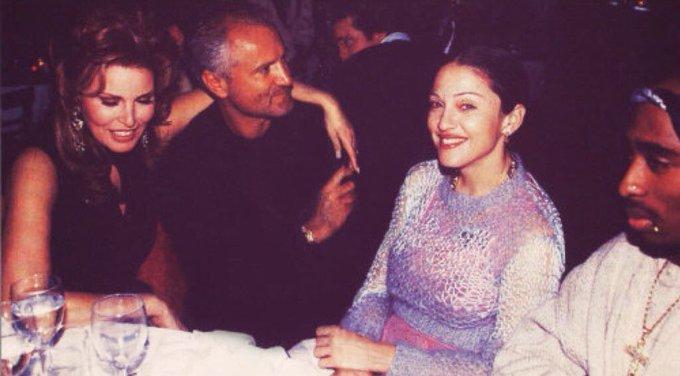 Happy birthday Gianni Versace, RIP.