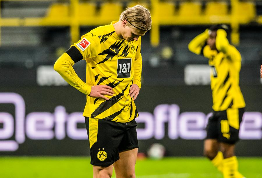 @brfootball's photo on Dortmund