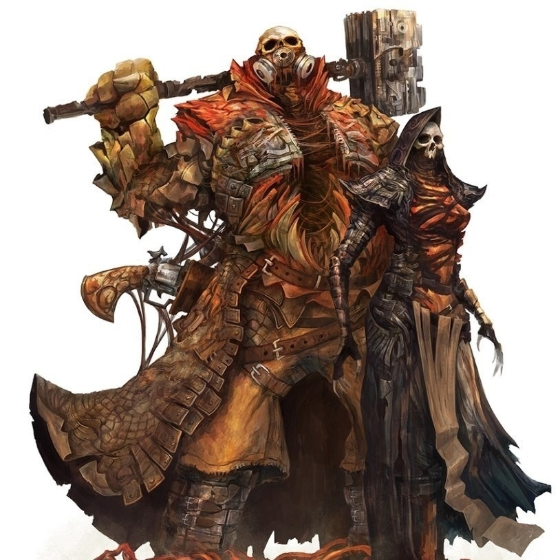 I am absolutely into this game. It's dark; it's #steampunk. Your characters will evolve from using a D4 die to D6 and so forth and so on. Don't worry the GM can build the enemies to evolve along with you.  Def recommend picking up @shatteredrpg  https://t.co/vvVYrTWYY9 #WRKSStore