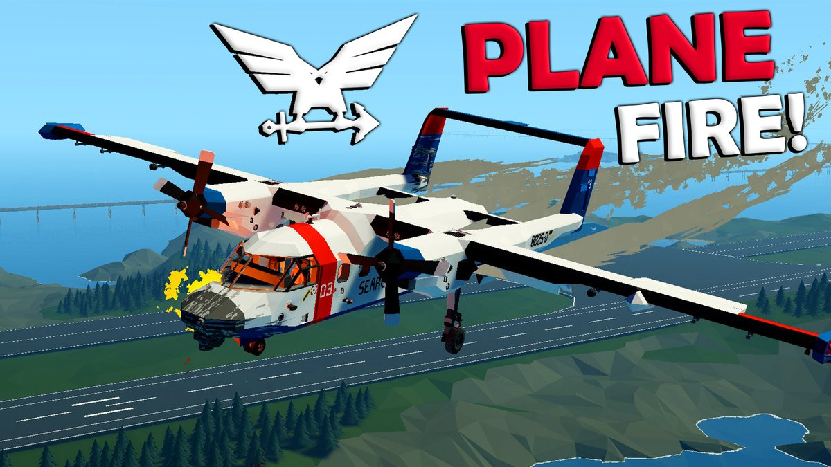 Frantic - ✈️ Check out this awesome SAR Plane! I crashed it and it set on fire... WHOOPSIE!  ✈️  VIDEO:   #Stormworks #Youtuber #IndieGame