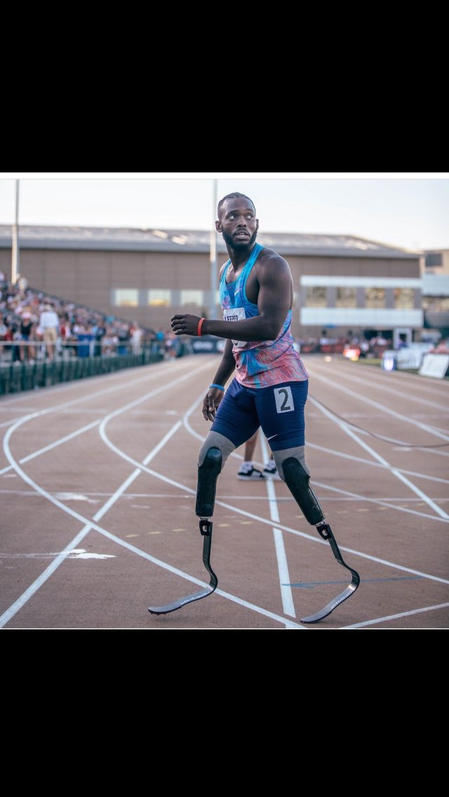 #TeamBlake @Blake_Leeper   Can you fucking believe these losers who told a double amputee he can't run in Olympic events because his prosthetic legs are too long? #FuckTheseJudges #FireYourselfAfterYouReinstateBlake