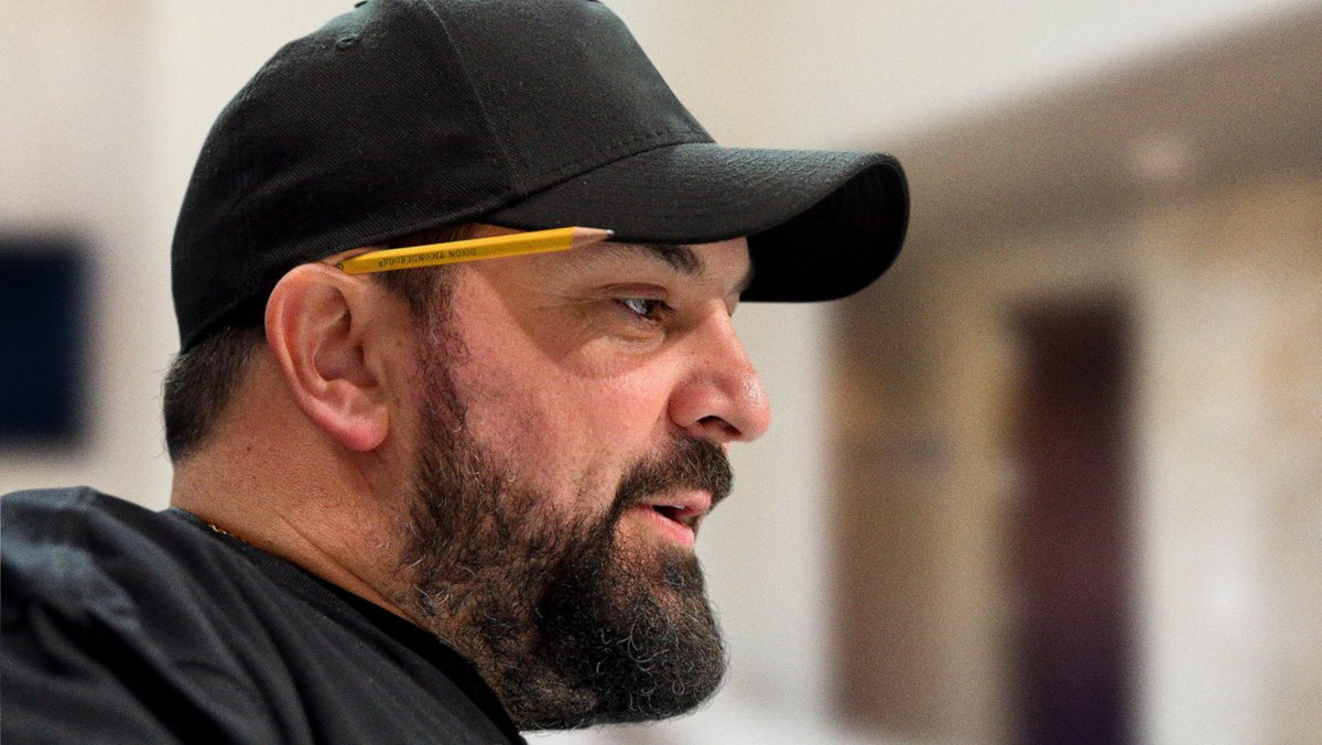 'Oh, God, What Have I Done!' Cries Matt Patricia After Discovering Pencil Fused To Ear