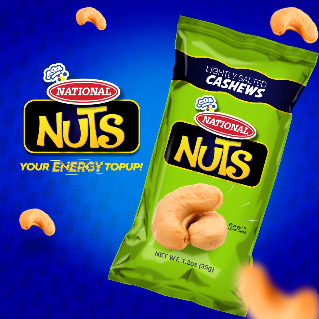 Can't get enough of #NationalNuts Cashew! https://t.co/IGC8CbU3Ya