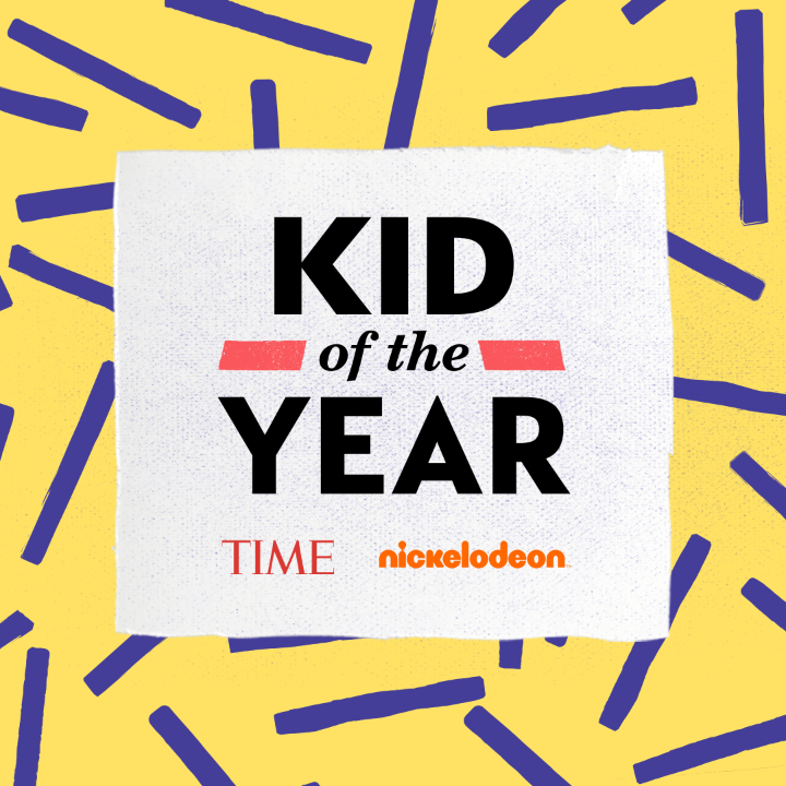 In just two days, @TrevorNoah, two TFK Kid Reporters, and your kids' favorite stars will come together (safely, of course) to figure who to name #KidoftheYear. They had a blast making this special, so you don't want to miss it. Friday night at 7:30pm ET on @Nickelodeon.