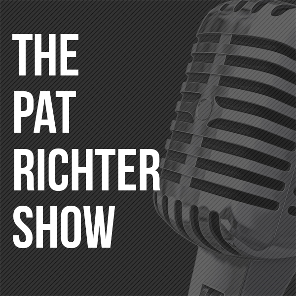 ON NOW: The Pat Richter Show with @JimRutledge   For the first time, a LIVE #NFL game is on while Pat & Jim host the show!  The former @UWBadgers AD also weighs in on the latest for the #Badgers and #Packers.  LISTEN: 100.5 ESPN, the @espn App, and