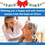 Image for the Tweet beginning: The VCare team would like to