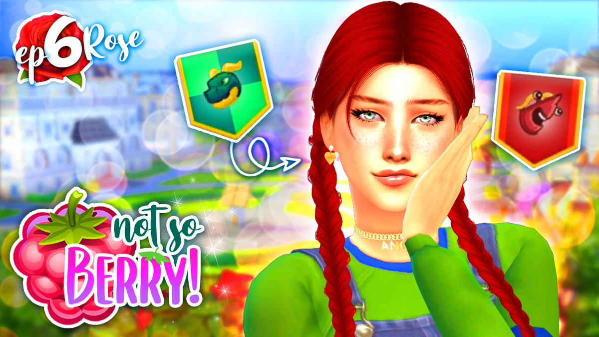 Clare Siobhan On Twitter Not So Berry Challenge Rose 6 Https T Co Obqwqs9wqp I wanted to try this out as i'm new to the sims, lets see how it goes! not so berry challenge
