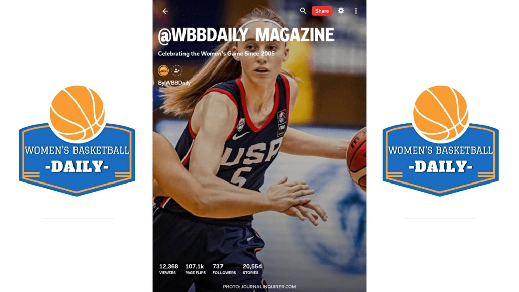Check out our mobile edition on the Flipboard app for iOS, Android & Windows 10! WBBDaily Magazine  via @flipboard #WNBA