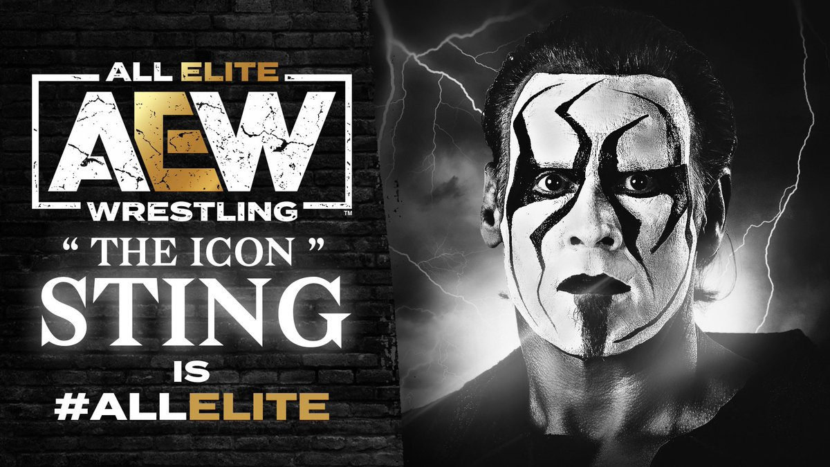 AEW Statement On Sting Signing Full-Time Contract, Tony Khan Comments