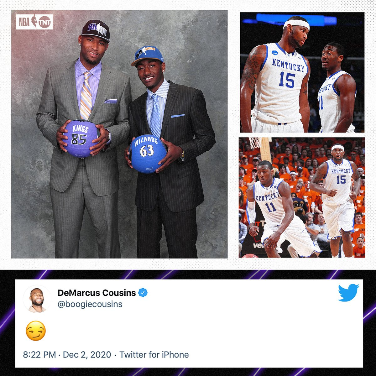 @NBAonTNT's photo on Boogie
