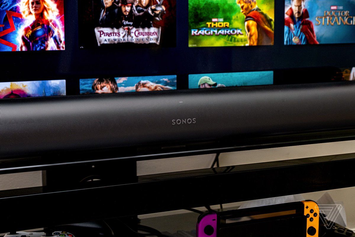 Sonos launches microphone-free Arc SL soundbar exclusively at Costco