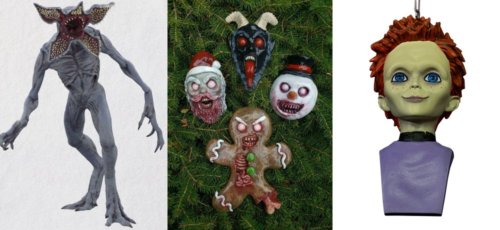 Hey y'all! The latest installment of my Holiday Gift Guide is here & it's all about horror-ific housewares and ornaments. Check it out! 🎄🎄🎄 https://t.co/CThUpiCuQe