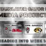 Image for the Tweet beginning: Here's who the media projects