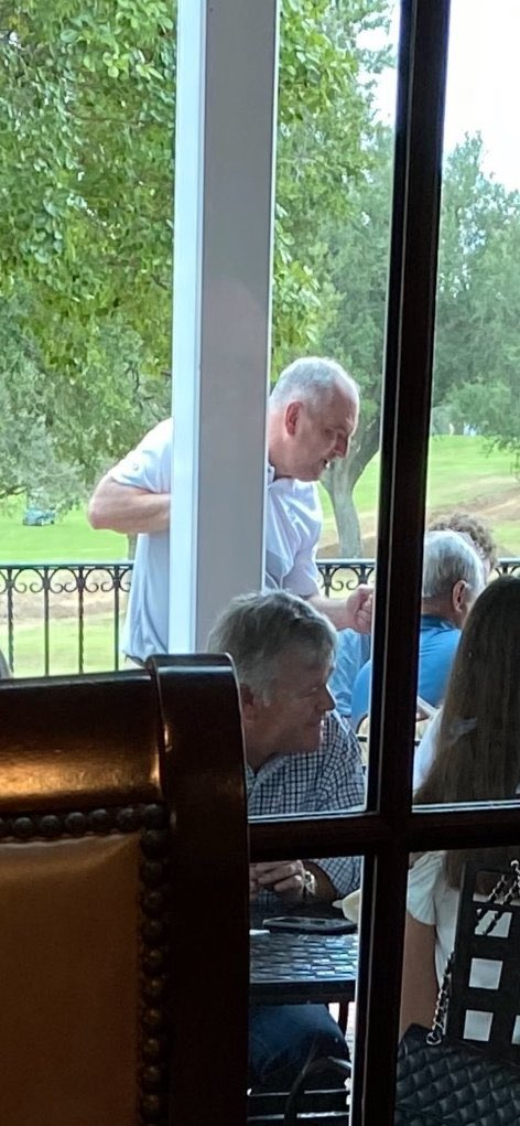 Today, Governor John Bel Edwards (D-LA) confirmed the authenticity of a photograph taken of him socializing maskless and in close contact with others at the Baton Rouge Country Club in mid-November just before enacting stricter COVID-19 lockdowns for the state.
