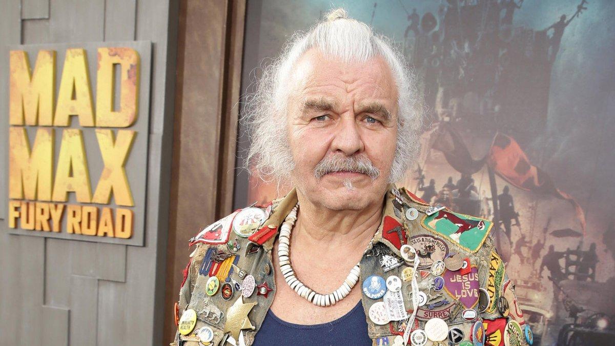 「マッドマックス 怒りのデス・ロード」のイモータン・ジョー役で知られる俳優のヒュー・キース=バーンが死去。73歳だった。79年の「マッドマックス」第1作でトゥーカッター役を演じた他、「スカイ・ハイ」「チェーン・リアクション」などに出演した。ご冥福をお祈りします。