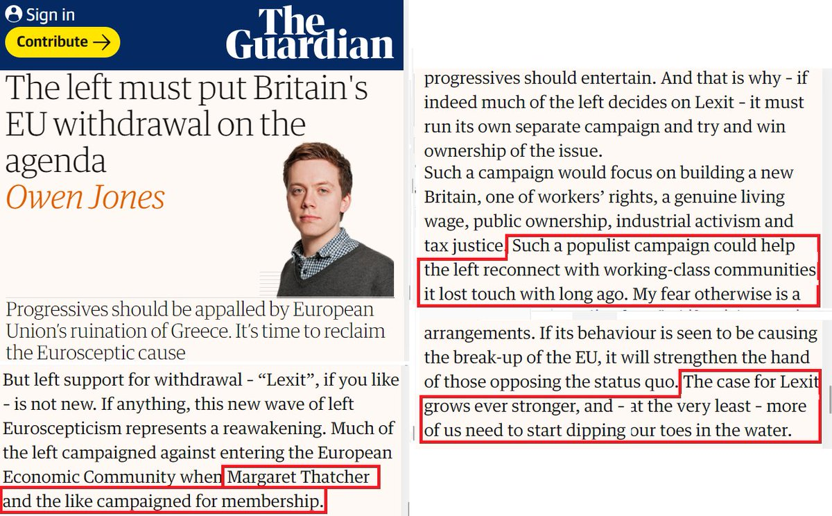 Im just done being gaslit. I put two years of my life into preventing the catastrophe were going to face in 2021. And Im being blamed for the fact that some Northern seats chose Brexit by a man who likened the pro-European cause to Thatcherism and campaigned for Lexit. Done.