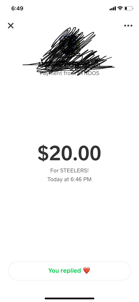 When you forgot about a bet made weeks ago... 💰💰💰 #SteelersRavens
