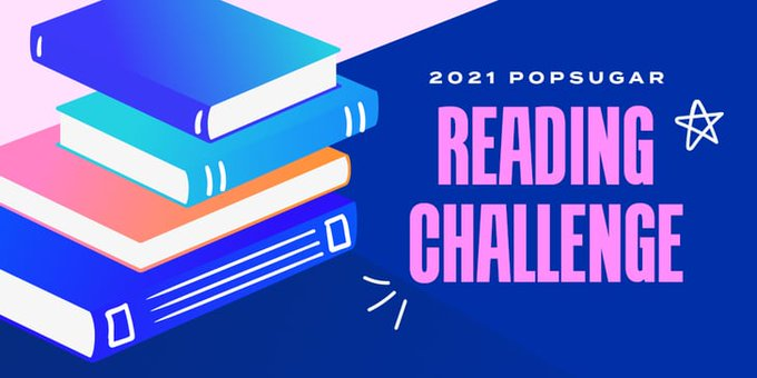 Want to level up your 2021 reading game? Then try @POPSUGAR's 7th annual Reading Challenge, which features 50 different reading prompts, including 10 specifically for those towering TBR stacks!