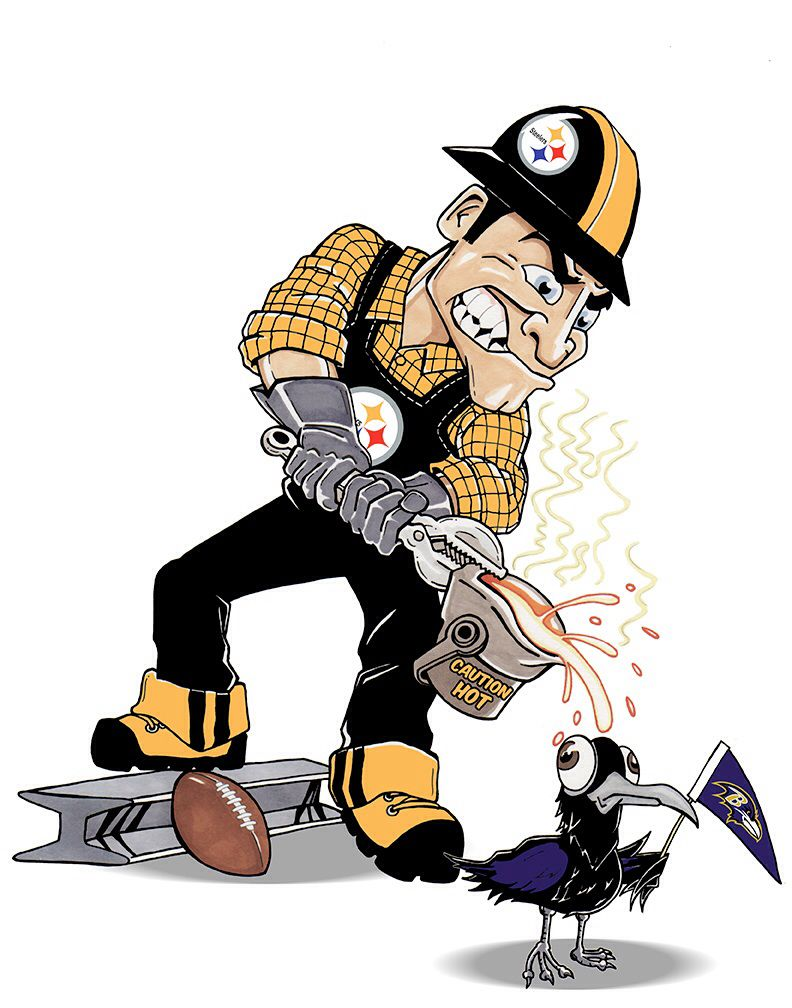 #SteelersRavens  A WIN IS ALL THAT COUNTS!!👍
