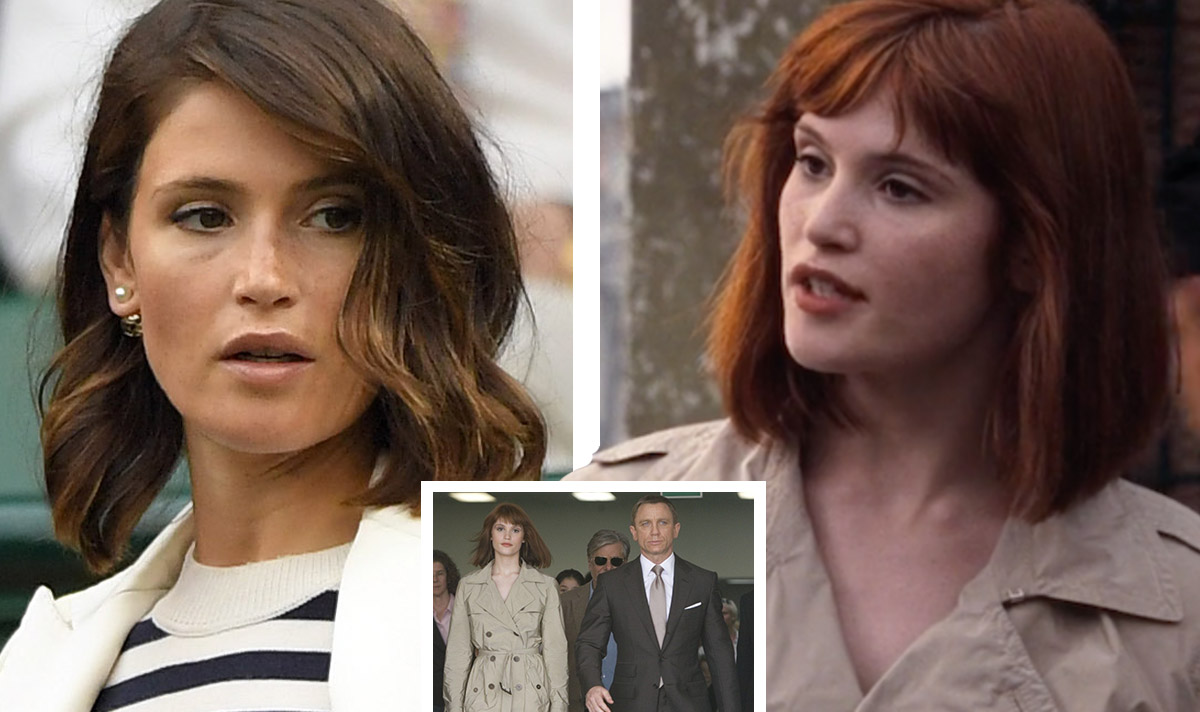 Gemma Arterton reveals strict warning publicist gave her ahead of taking on the role as Bond girl opposite Daniel Craig in Quantum of Solace https://t.co/SsGbb9QtCY https://t.co/e1F0DL6Qsy
