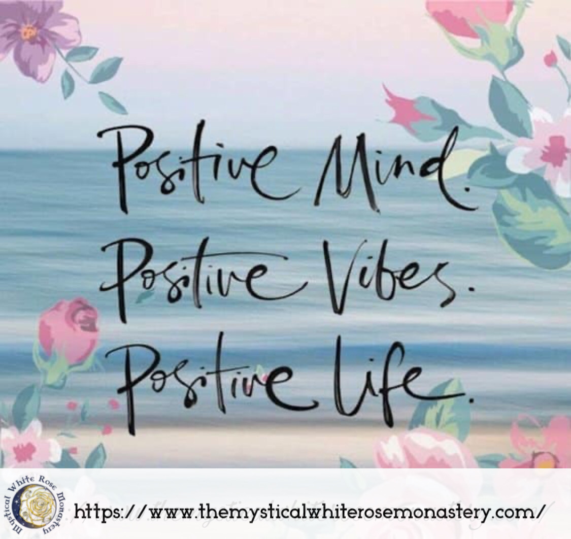 Positive Mind Positive Vibes Positive Life            💜  https://t.co/qvvpB5Gig7  #mindful #positivevibes #life https://t.co/mXgGOwLn6T