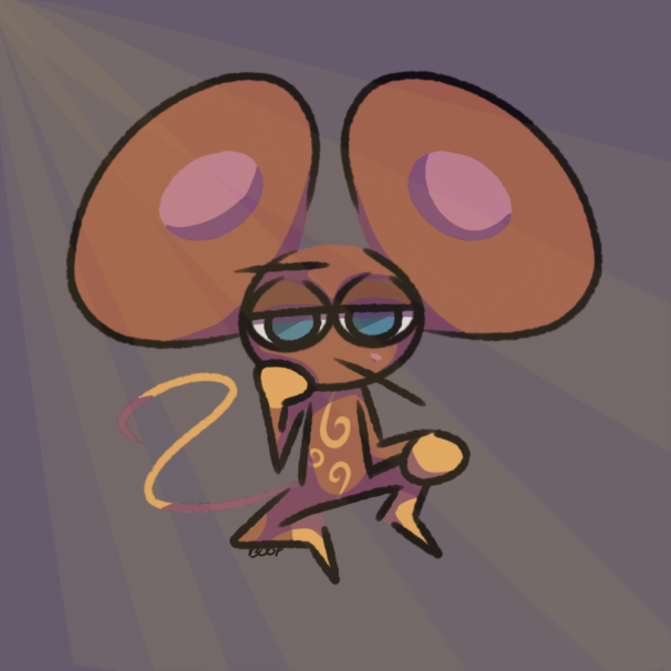 #VisibleNonbinary (posting this before the day ends lol) My name is Boopy/Mousey, i go by they/them pronouns. Im nonbinary ace and panromatic and i draw Mice, funky objects, furries, lps, moshi monsters, pokemon, etc.