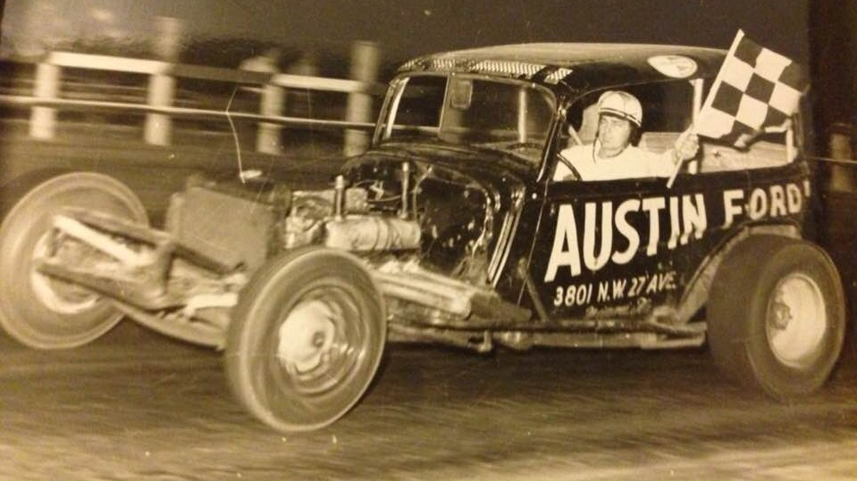 Rod Perry would have been 97 today #RIP #MiamiFL 🏁