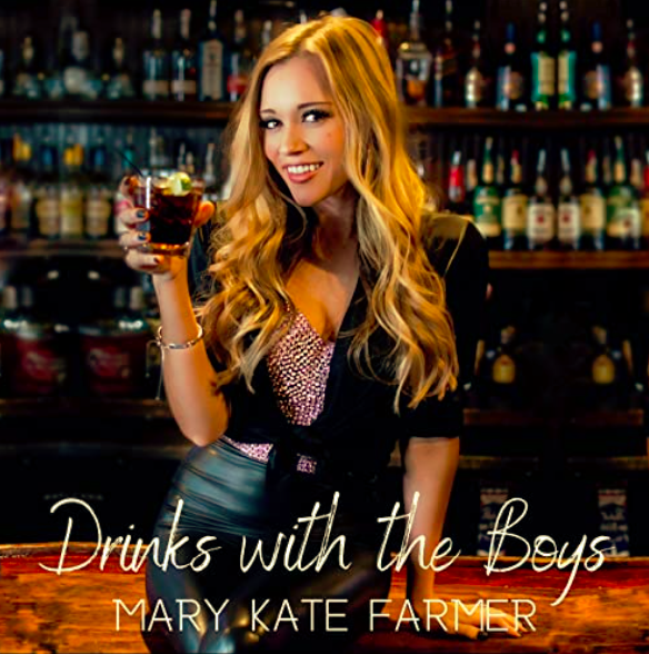 """#NewMusic Join @MaryKateFarmer and some have """"Drinks with the Boys"""" this holiday! It's a rockin' party song perfect for #WhiskeyWednesday!  Listen here https://t.co/mCGzCqsWt5  Buy/Stream https://t.co/w40DBmR6gv Amazon https://t.co/dFRZ3JdfD3  #NewMusicRelease #Country https://t.co/ohN3E88Zbg"""