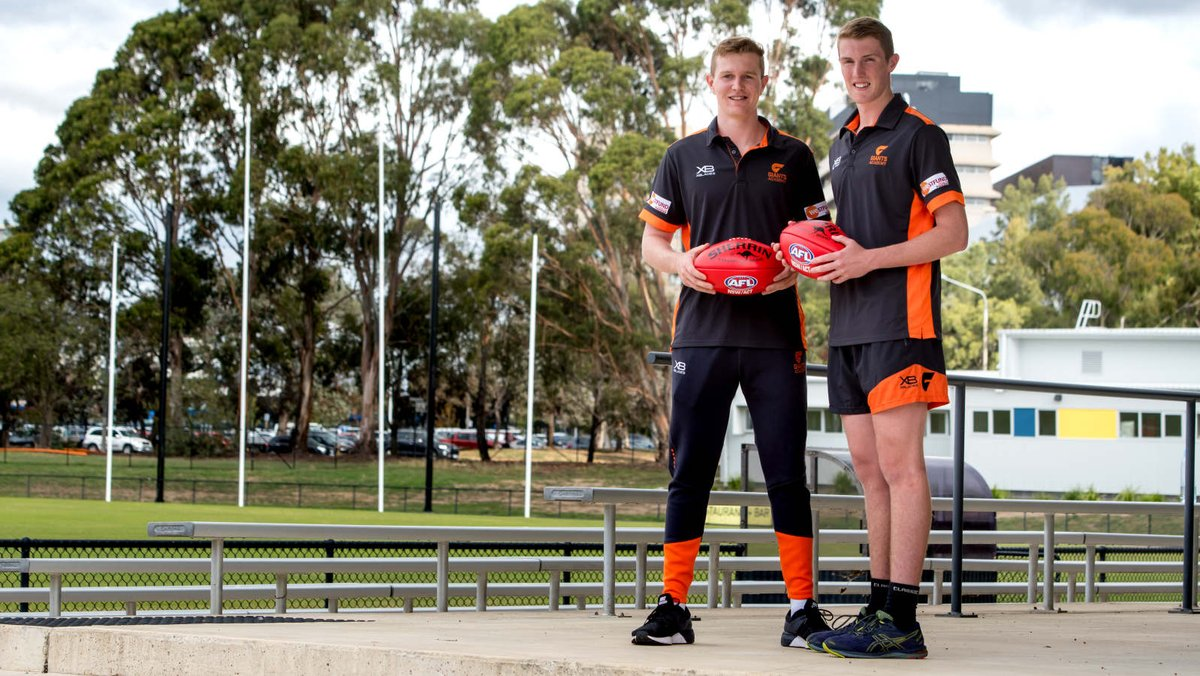 Seeing his older brother crack the big time from close range has inspired Josh Green to follow in Tom's footsteps ⬇️  📰 https://t.co/ugEgX9BrtT | @AFLCanberra https://t.co/OmX3bwk3ql