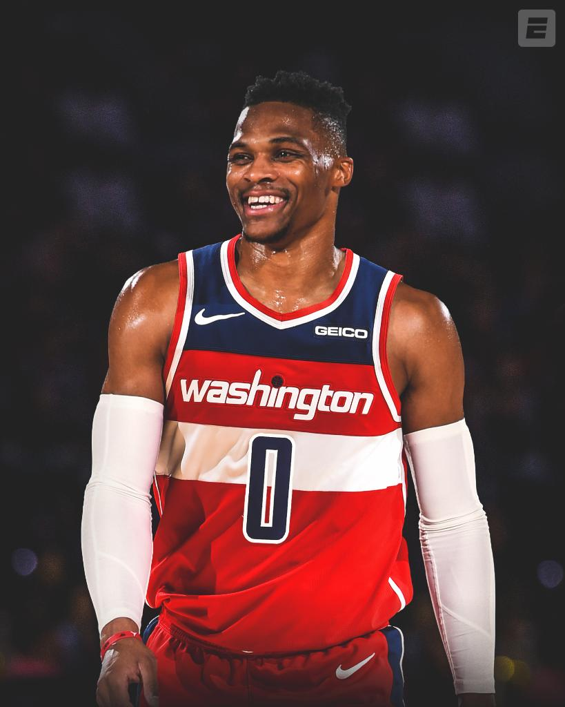 The Rockets and Wizards have agreed on a trade involving Russ and John Wall.   (via @wojespn) https://t.co/8AaoYCD0gP