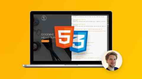 #FEATURED #COURSES Build Responsive Real World #Websites with #HTML5 and #CSS3 The easiest way to learn modern #webdesign, HTML5 and CSS3 step-by-step from scratch  #online #CodeNewbies #100DaysOfCode #developer #webdevelopment #womenWhoCode