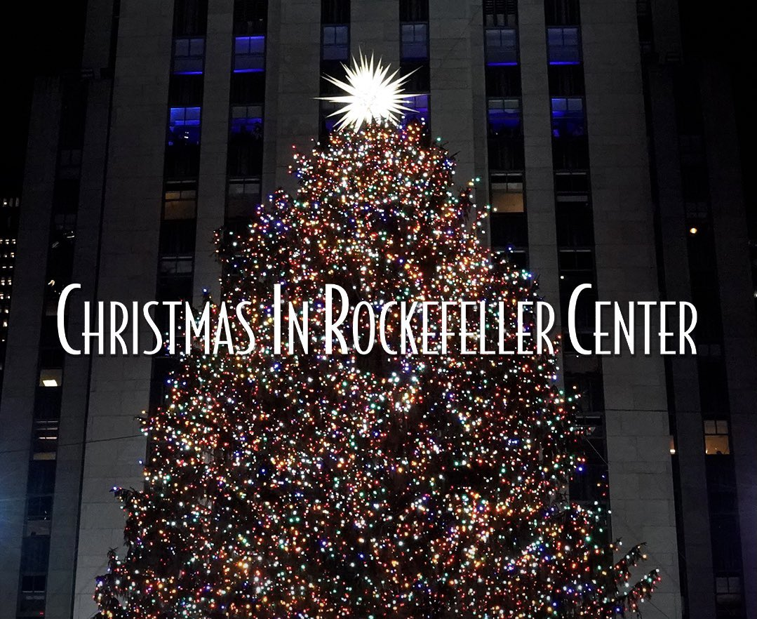 Happy to watch the Christmas 🎄 in Rockefeller Center. Lot of memories. Missing a lot New York City! #RockCenterXMAS @nbc #newyorkcity #nyc