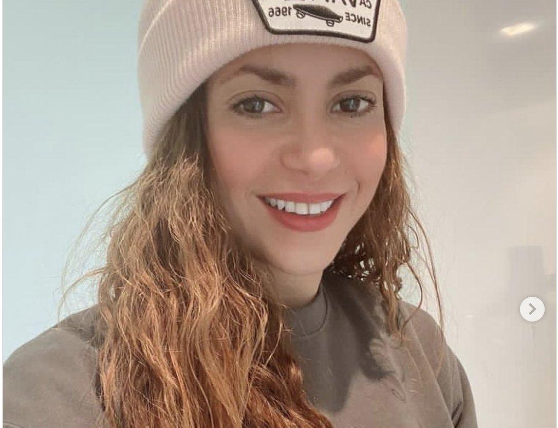 Shakira se muestra más sexy que nunca en Instagram y sus seguidores explotaron #instagram #shakira