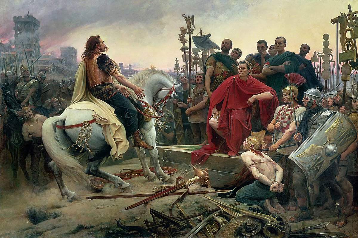 By Nordic Myth, Sweden was originally inhabited by blonde-haired blue-eyed people who begot Denmark & Norway. Viking Slavery intially focused on selling Baltic & Slavic people to Rome, but later included Celtic tribes before the Roman Empire finally defeated their Vassal in Gaul.