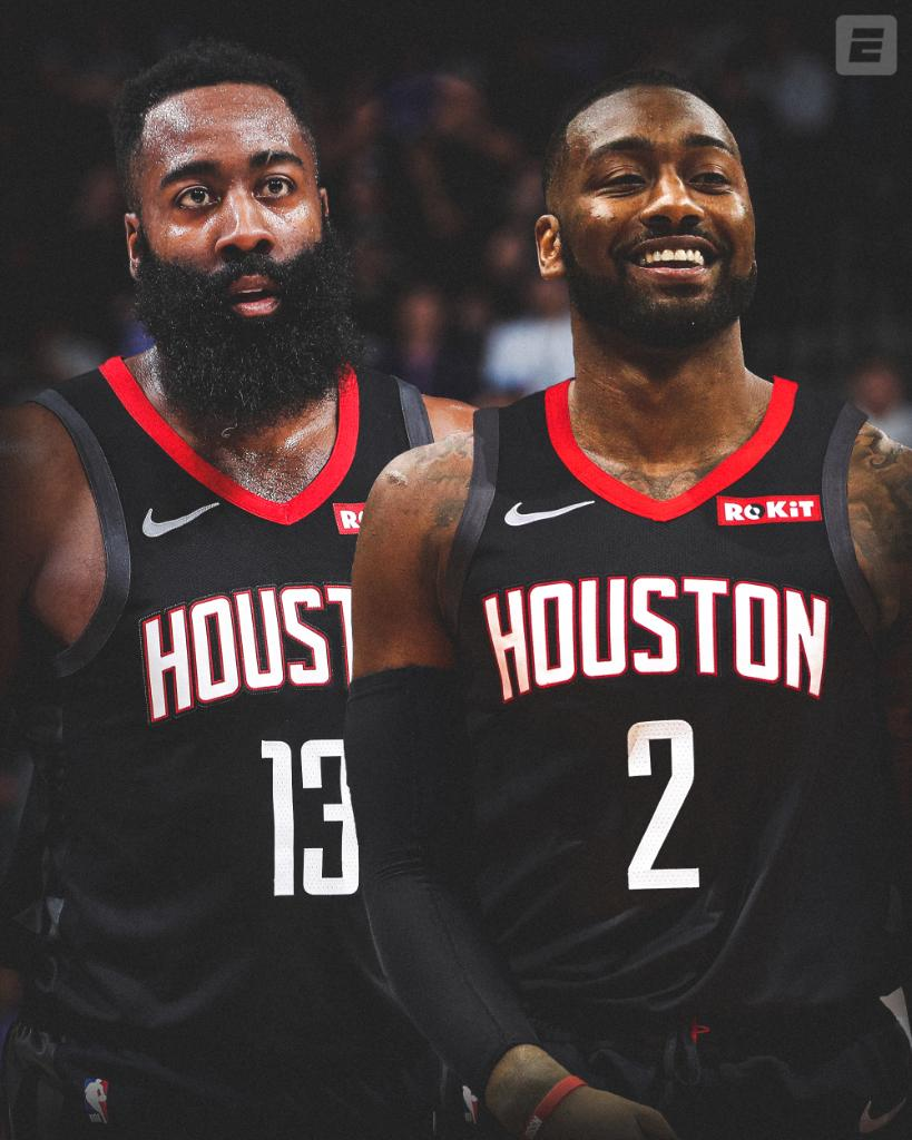 New duos in Houston and Washington 💪 https://t.co/6deRpWhfly