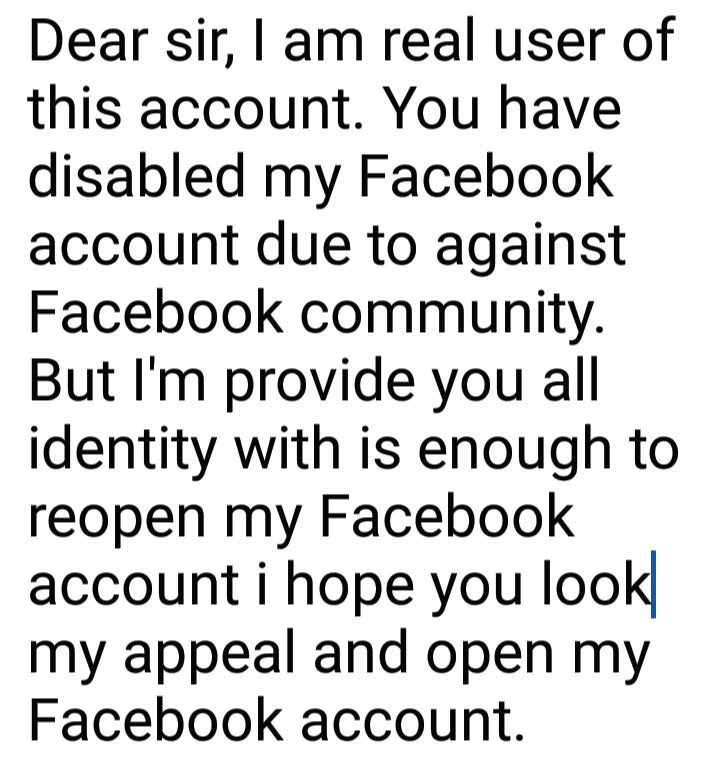 @Facebook Help