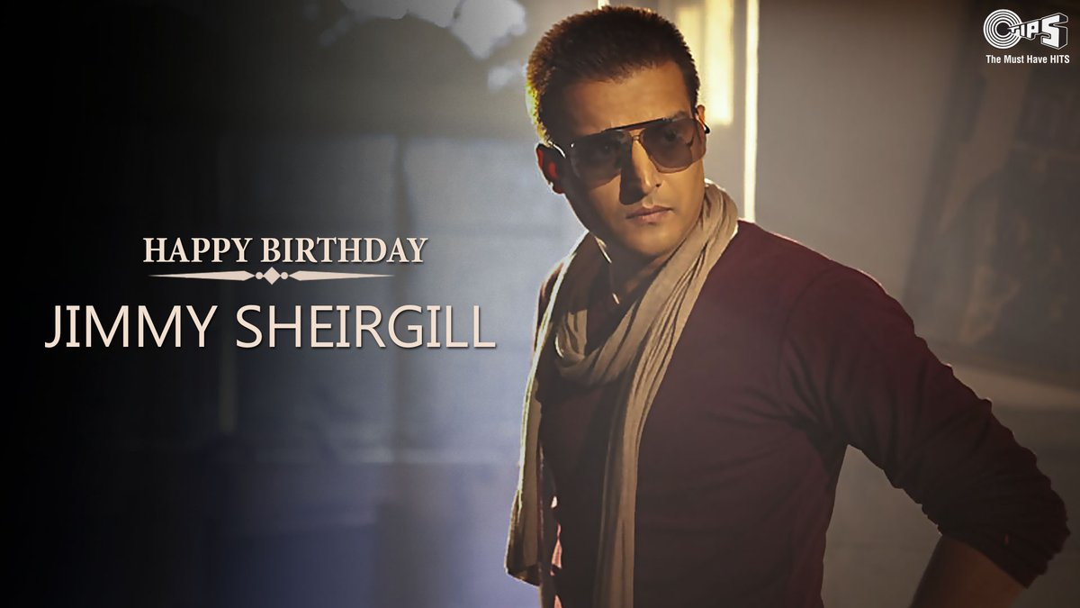 Here's wishing the charming @jimmysheirgill a very Happy Birthday! 💝  Dance along to the moves of #JimmySheirgill in the song #DilWaliKothi here:  #HappyBirthdayJimmySheirgill