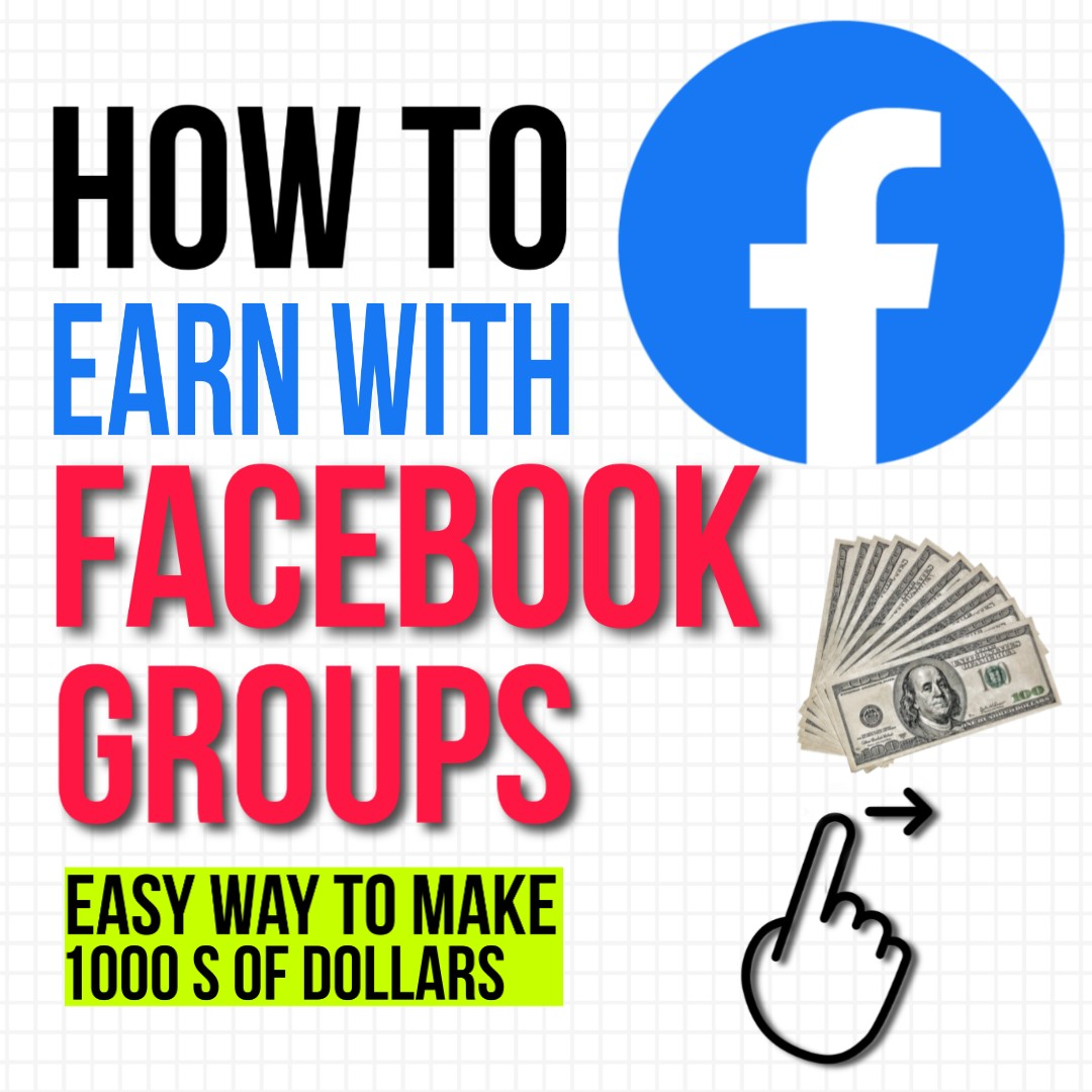 How to earn with Facebook Groups   #makemoney #Facebook #DigitalMarketing #Instagram #makemoneyonline #links #photooftheday #20likes #amazing #smile #follow4follow #like4like #instalike #igers #picoftheday #food #instafollow #follow #webstagram #colorful
