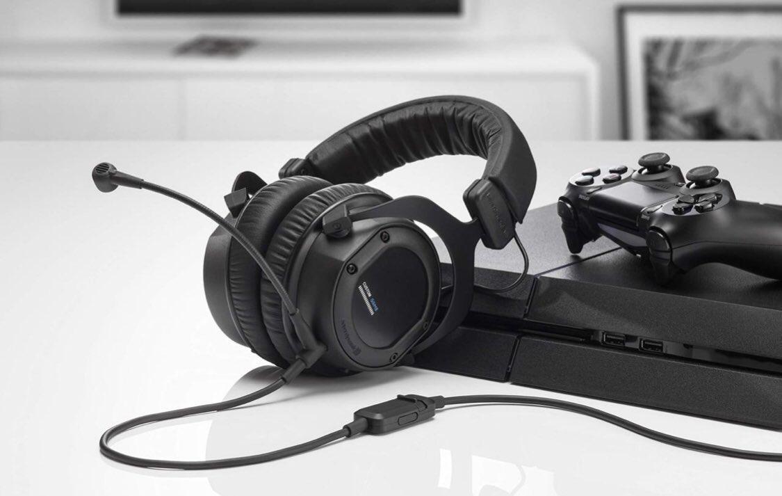 Save $175 on Beyerdynamic Custom Game Interactive Gaming Headset #gaming #headset