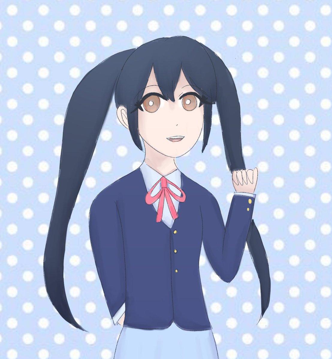 drew another k-on fanart! - #art #ArtistOnTwitter #artistsontwitter #artshare #drawing #drawings #draw #drawingoftheday #illustration #Illustrations #illustrationart #illustrationartists #anime #AnimeArt #animetwt #animefanart #kon #kyoani #azusanakano
