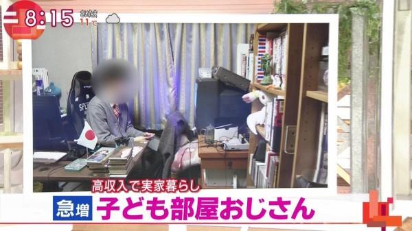 子ども部屋おばさんの人口の方が多いのに口にしてはいけないみたいな風潮に日本の闇を感じる…