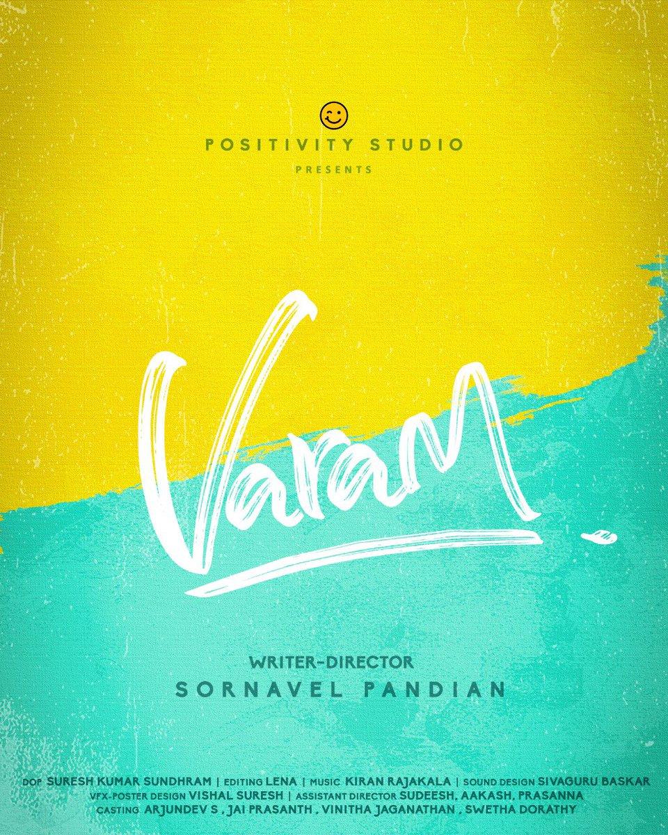 #VARAM A Tamil Short Film . Coming Soon ❤️   #varam #positivitystudios #tamil #shortfilm #actor #trend #passion #love #life #friends #movies https://t.co/TANNEEvqwW