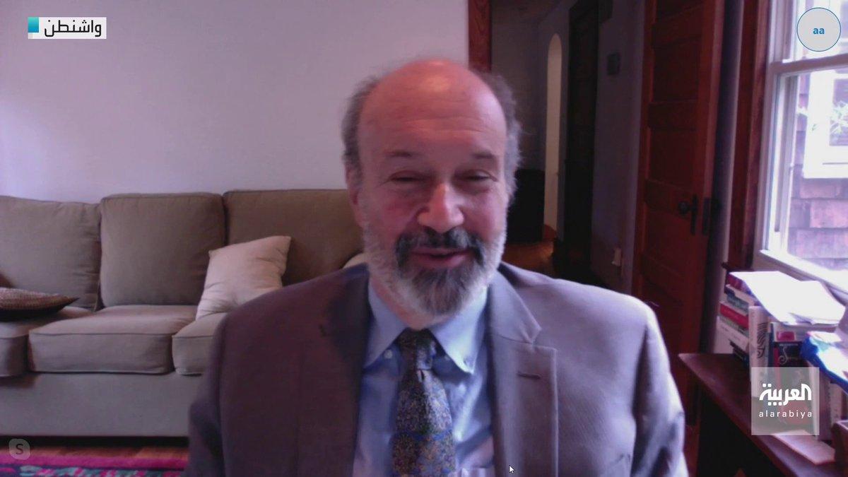 المستشار السابق في الخارجية الأميركية ديفيد بولوك: #بايدن ينوي العودة إلى الاتفاق النووي مع #إيران بصيغة وقف الانتهاكات مقابل رفع العقوبات #العربية