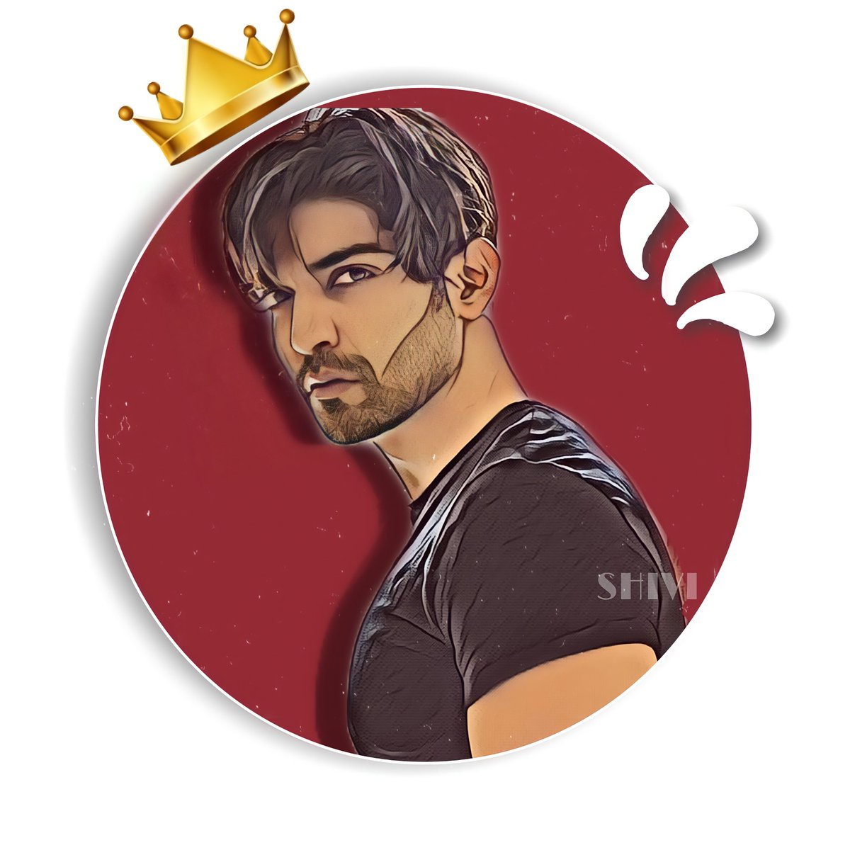 👑King of hearts 👑 @gurruchoudhary #GurmeetChoudhary 💘😘 #favouriteactor #gutuchoudhary #actor #Bollywood #crush #love #RisingStar #Thewife #starboy #fanlove https://t.co/QsSscvtk0S
