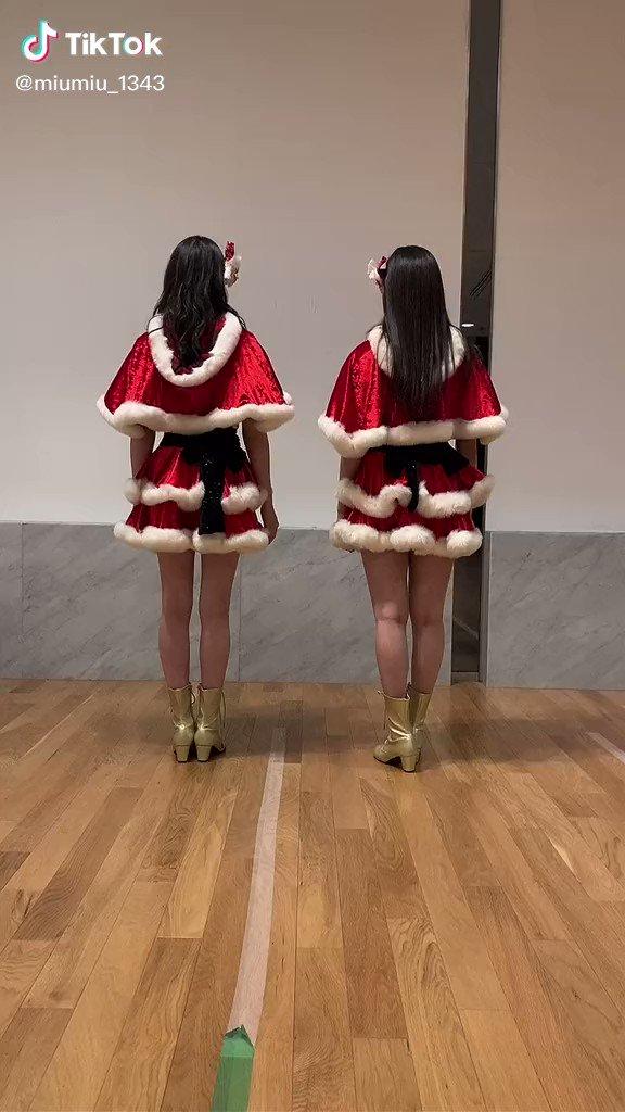 【AKB48】下尾みう&吉川七瀬、IZ*ONE「Beware」のダンス動画が公開! https://t.co/8ufttYWyXf   #AKB48 #チーム8 https://t.co/BaaHUhAtjv