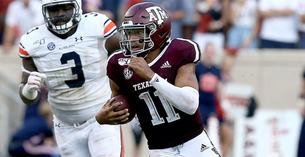 The national media makes its Texas A&M vs. Auburn predictions. Some see a convincing win for the Aggies while others predict an upset by the Tigers #GigEm   https://t.co/Qata54UxSY https://t.co/VXMJeYYPrd