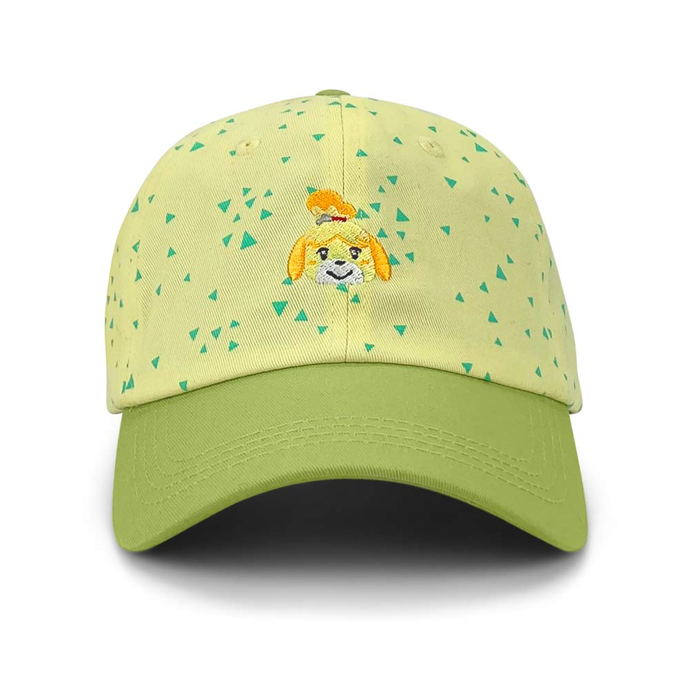 "Animal Crossing ""Isabelle"" Hat Baseball Cap is $12.72 on Amazon 2"