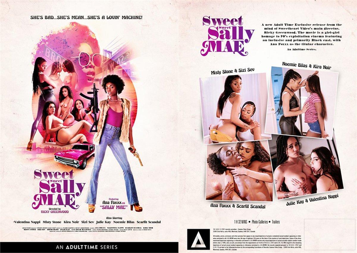 New @xcritic review by @James_Sharp of the @RickyGreenwoodX & @Adulttimecom feature: Sweet Sweet Sally Mae ⭐️ Starring @AnaFoxxx @thekiranoir @mistystonexxx @SiziSev @ScarlitScandal @JulieXKay @NoemieBilas @ValeNappi & @isiahmaxwell xcritic.com/review/45330/s… @XCriticPick & beyond.