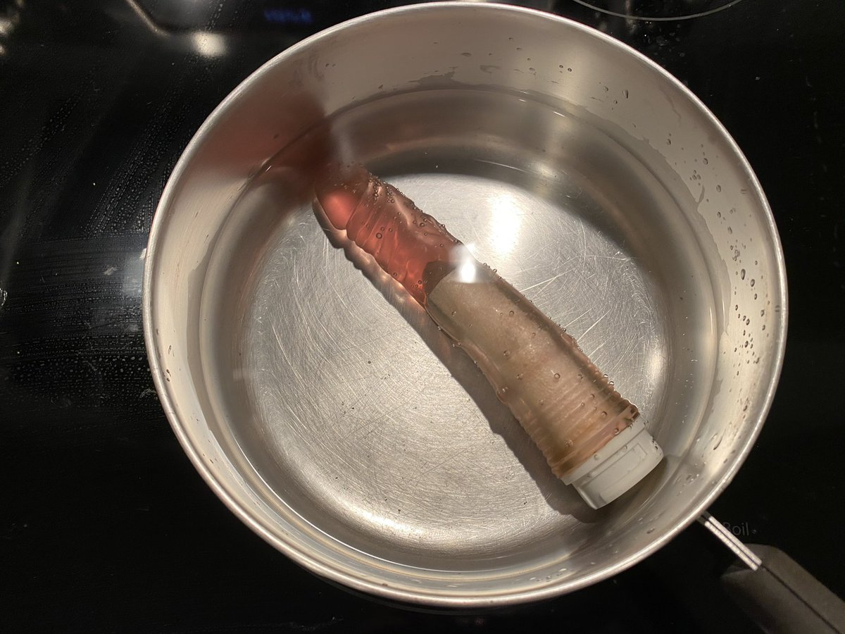 The forbidden hot dog