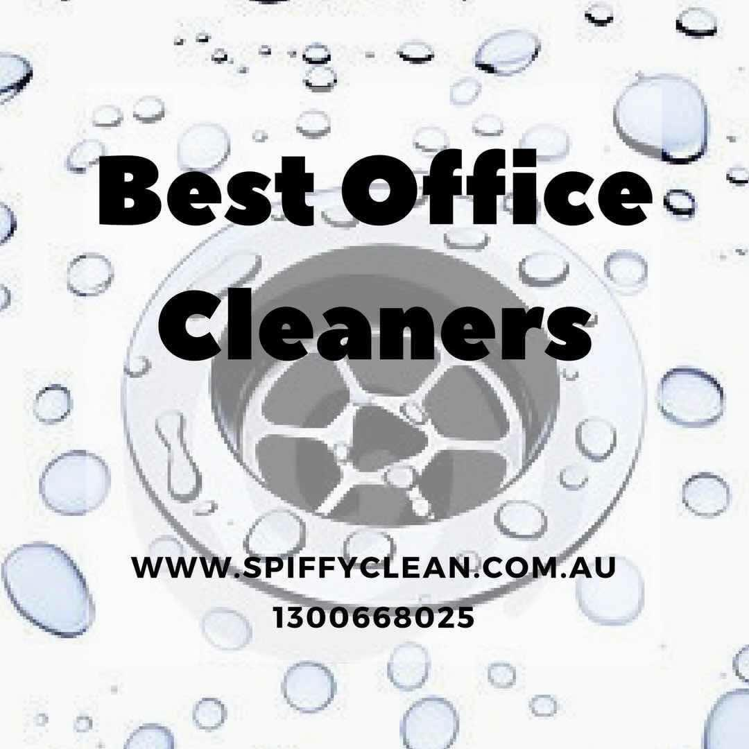 #Best #office #cleaners #Melbourne, you may ensure a clean environment along with good health of your employees. At Spiffy Clean, we work on a contractual basis and perform the latest cleaning and menial works to ensure peace of mind. https://t.co/EfrlAdySjs https://t.co/Uv9xaB2Gtl